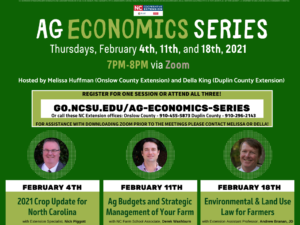 Cover photo for Ag Economics Series