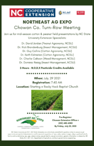 Northeast Ag Expo Field Day Flyer